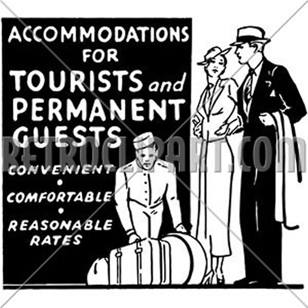 Accommodations For Tourists