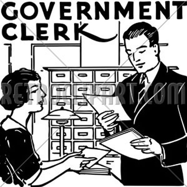 Government Clerk