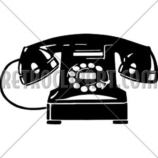 Retro Telephone 1