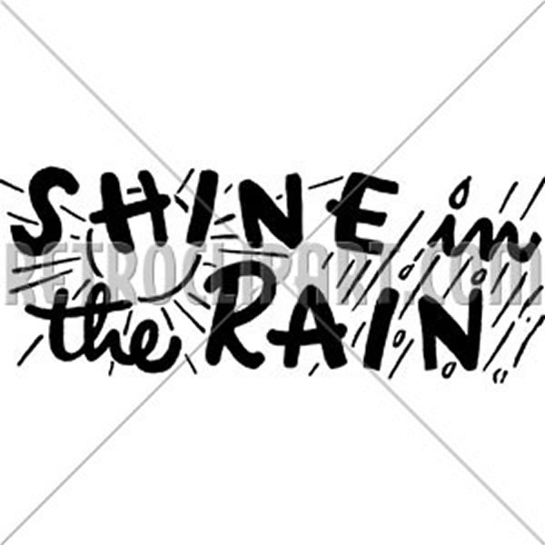 Shine In The Rain