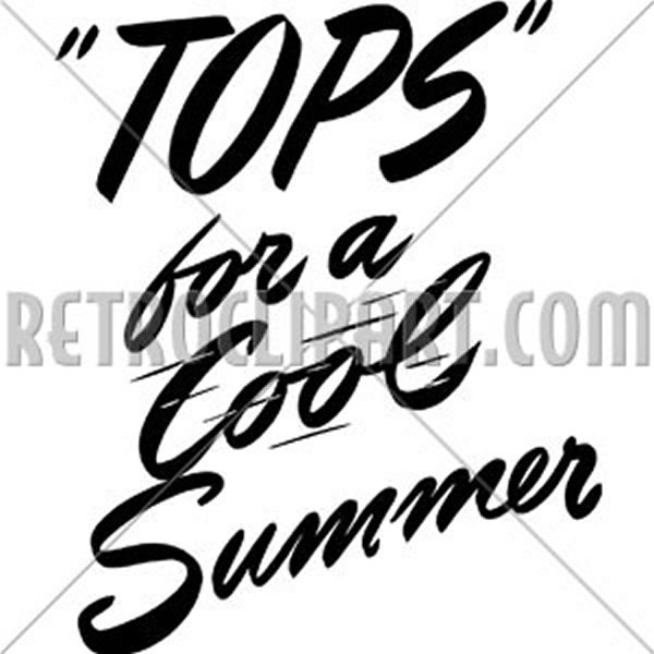 Tops For A Cool Summer